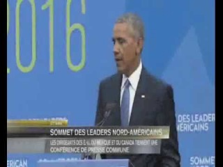 2016 | Obama Declares Arrival of New World Order. - 'It is done.'