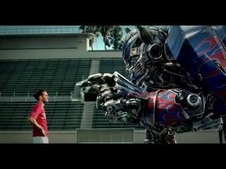 Optimus Prime - El futuro del fútbol (HD)