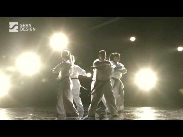 Показательные выступление сборной команды Пермского края по ката