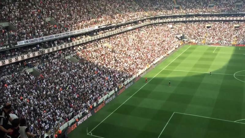 FC Besiktas Championship Celebration DALE CAVESE