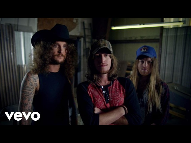 The Cadillac Three The South ft Florida Georgia Line Dierks Bentley Mike Eli Official Video