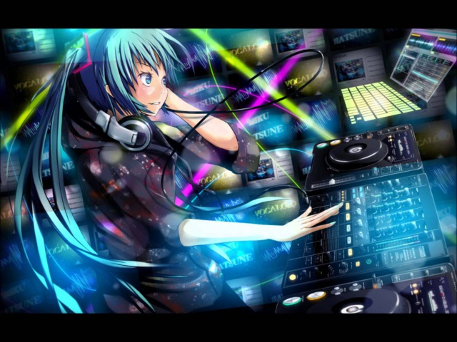 Nightcore My Life's A Party