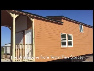 The Bristlecone Park Model by Teton Tiny Spaces