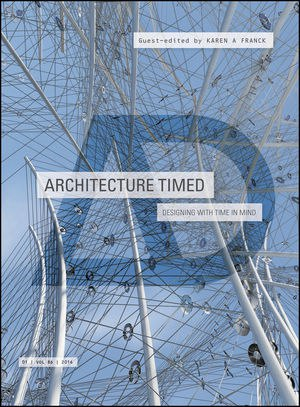 Architecture Timed Designing with Time in Mind