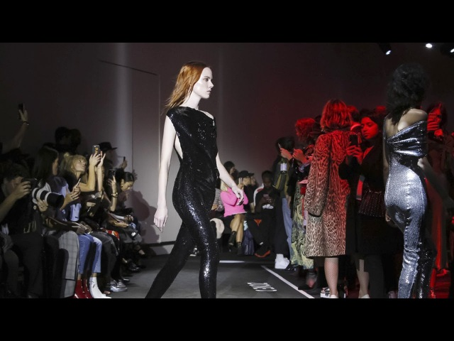 Paco Rabanne Spring Summer 2018 Full Fashion Show Exclusive