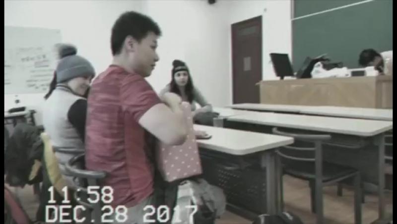 Fudan 1st semester C4班