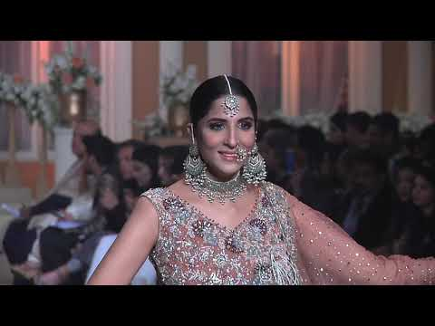 Pantene Hum Bridal Couture Week 2017 Uzma Babar's latest collection Umsha