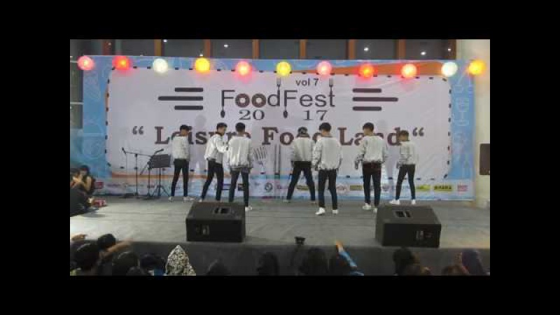 ITOP - iKON Dance Cover Mapsosa Rhythm ta Exist Dumb and Sumber 160417