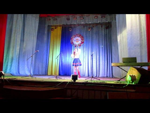 Обласний фестиваль ЛелеченькиМошківська Юлія-Україна це ми(live),смт Ємільчино...