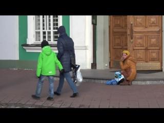 Тамбовский VLOG. Исповедь бывшего бездомного, 2018 г.