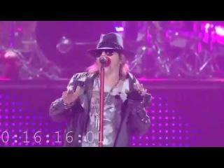 Guns N' Roses - Live in London 2012 (Full Pro-Shot)