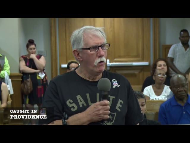 Ветеран войны в суде Суд в США Самый справедливый судья в мире