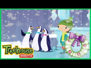 Willa's Wild Life: Feathered Friends   Christmas Cartoons for Kids!!
