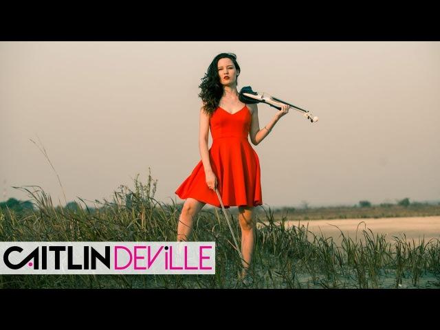 Galamukani James Sakala Electric Violin Cover Caitlin De Ville