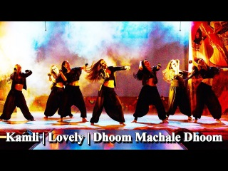 Kamli   Lovely   Dhoom Machale Dhoom   Bollywood Mix   Indian Dance Group Champa
