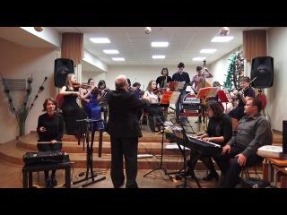 Оркестр УГМУ Ариозо (И. С.Бах)
