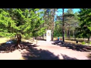Видео экскурсия по лагерю
