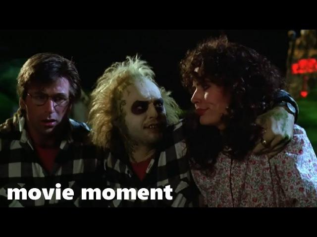 Битлджус (1988) - Мы же с тобой симпатико (4/11) | movie moment