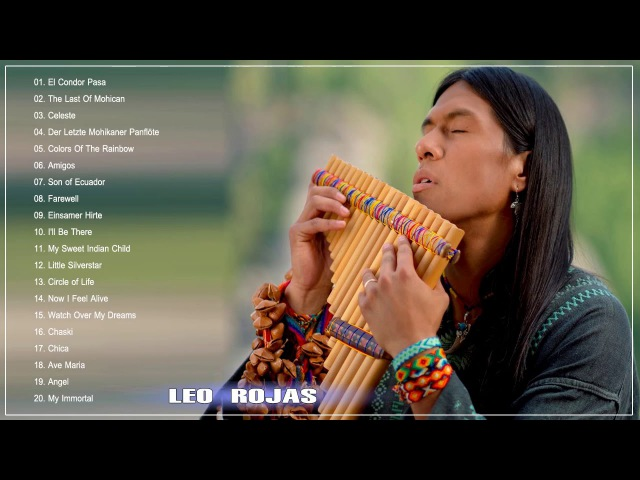 The Best Of Leo Rojas | Leo Rojas Greatest Hits Full Album 2020