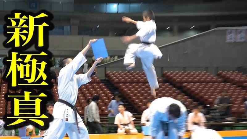 空手アクションスターみたいな子供たち!新極真会少年部 Action Shin Kyokushin Kids