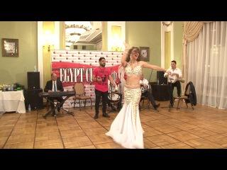 ∼ Ksenia Solonetskaya ∼ Ana Bastannak ∼ 3 place ∼ EGYPT CUP 2017