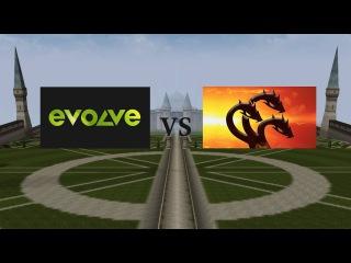 Evolve vs Hydra (GvG) l Shillien