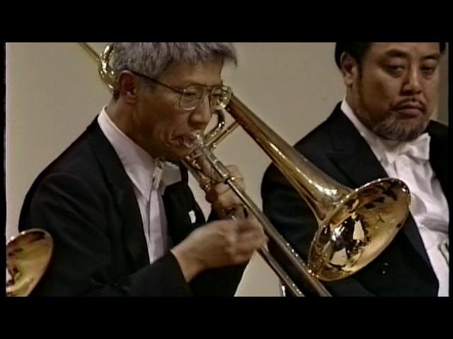 Kalinnikov Symphony No 1 Svetlanov NHK Symphony Orchestra 1993 Movie Live