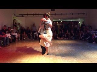 Cecilia Garcia & Serkan Gokcesu (Oslo Tango 2017) 1/4 Todo Corazon