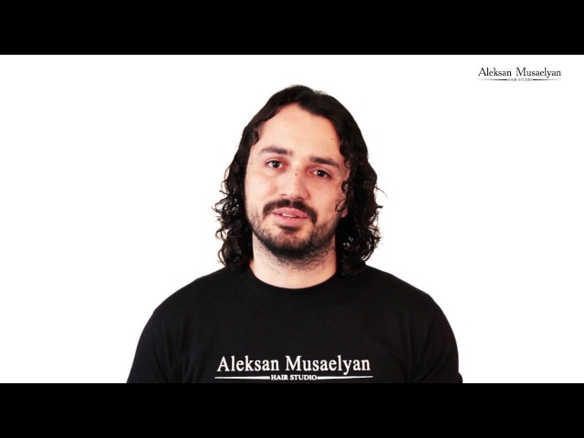 Алексан Мусаелян - Колористика. Урок№5. Работа с сединой