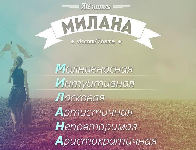 Знаменитости с именем милана фото с описанием