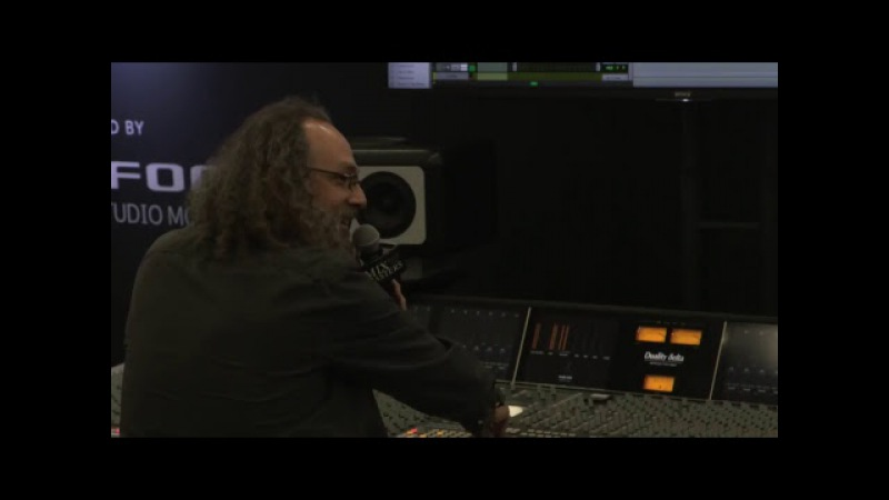 MWTM live at NAMM show 2018 - Joe Chiccarelli Andrew Scheps