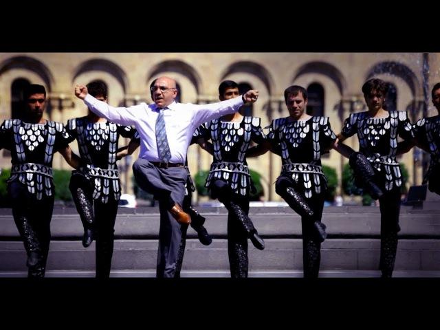 Armenian BERT Dance Ensemble Haykazunner Հայկական պար Հայկազուններ