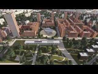 Концепция застройки экспериментальных площадок реновации в Москве, Царицыно