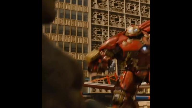 Халк против Халкбастера Hulk Vs Hulkbuster