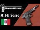 Sosso 1941 Italian Prototype Pistol