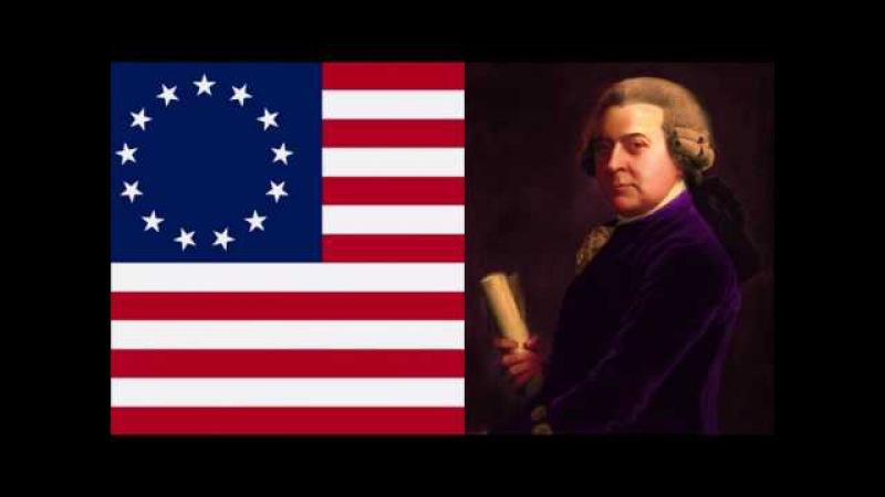 Джон Адамс юрист дипломат первый вице президент и второй президент США Басов