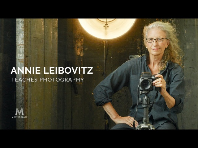 Annie Leibovitz Teaches Photography Official Trailer MasterClass