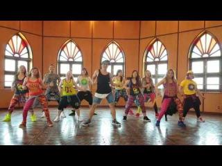 Bella Y Sensual | Zumba® | Romeo Santos Ft  DY & NJ | Alfredo jay
