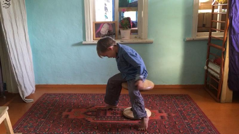 Совокресло в гостях у Детишника Асташко