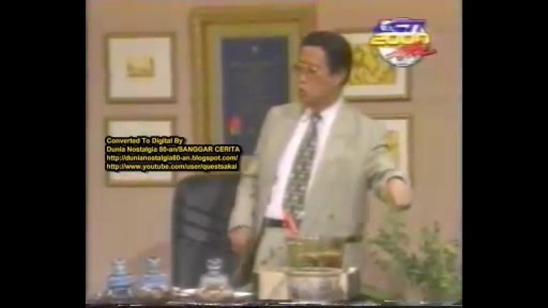 Acara TV Jadul Hidup Sehat Cara Hembing Intact sama Iklannya
