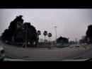 Video Demo By Dual Car Registrar Mini 0906 (Front camera)
