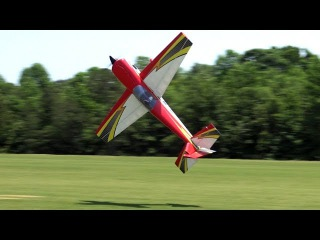 Extreme Flight 100 Slick 580 EXP - Jase Dussia - Joe Nall NOON SHOW 2017