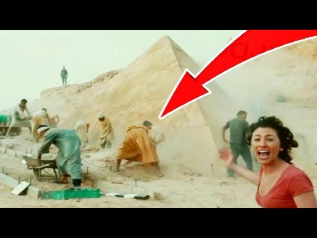 Куда ушли строители пирамид НАЙДЕНЫ НОВЫЕ ПИРАМИДЫ. Как египтяне открывали врата в иное измерение