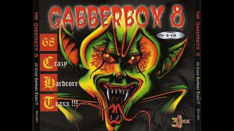 GABBERBOX VOL. 8 [FULL ALBUM 154:50MIN] HD HQ HIGH QUALITY 68 CRAZY HARDCORE TRAXX