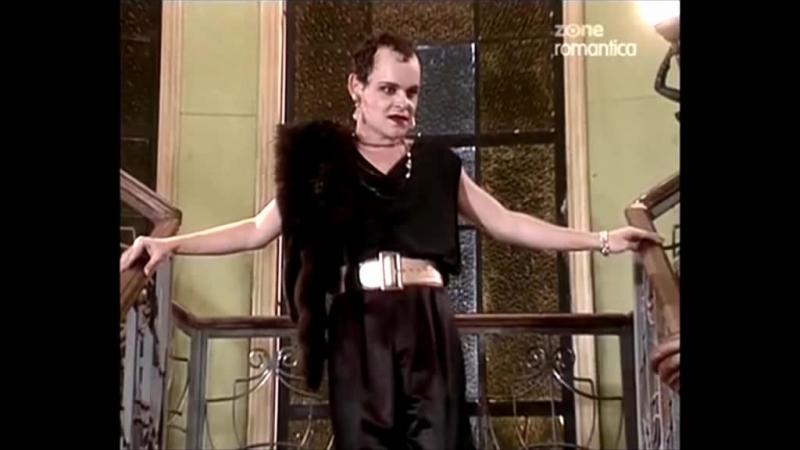 Неукротимая Хильда Hilda Furacao если бы я был женщиной отрывок