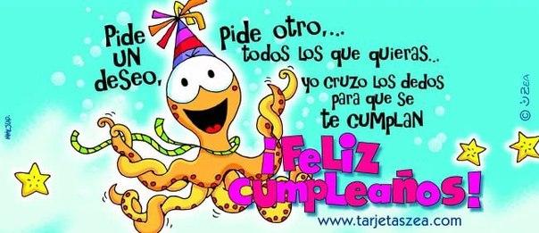 Открытки с днем рождения на испанском языке с переводом, карикатуры смешные