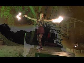 Ridm of my Life DJ Elephant/Leila Sunshine Fire Show
