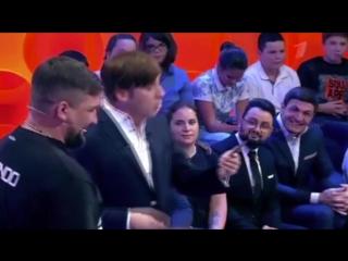 Галкин хорошо сыграл Оксимирона и Версус