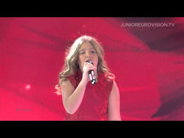 Lena Stamenković - Lenina pesma (Serbia) LIVE Junior Eurovision Song Contest 2015