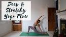 DEEP FULL BODY YOGA STRETCH | 25 Minutes | CAT MEFFAN